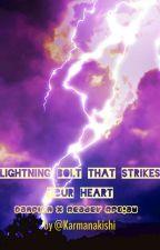 《Lightning Bolt That Strikes Your Heart》DanPlan x Reader RPG!Au by Karmanakishi