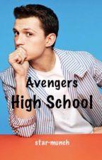 Avengers High School by star-munch