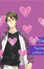 8 Steps {Ushijima Wakatoshi/Male!Reader Insert} by Twinkie-Little-Star