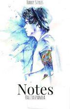 Notes // h.s by Hazzaspanda