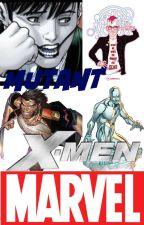 Mutant ~ X-Men by LucyRasRet
