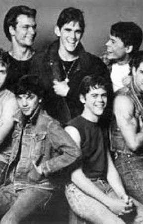 Before My Time Shorts: The Outsiders by fan4forever