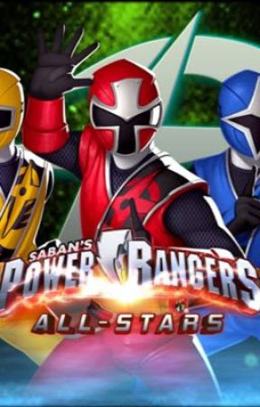 BRODY X SARAH power rangers ninja Element steel episode 1 one chance