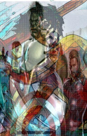 Broken (Percy Jackson/Avengers crossover)