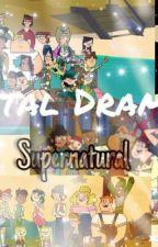 Total Drama: Supernatural (HIATUS) by CartoonAlcoholic