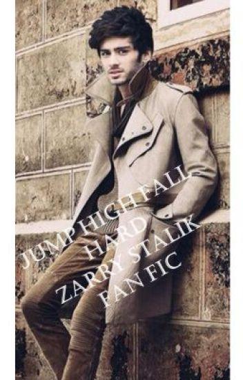 Jump High Fall Hard ♥Zarry Stalik♥ (TRADUCCION) Completa