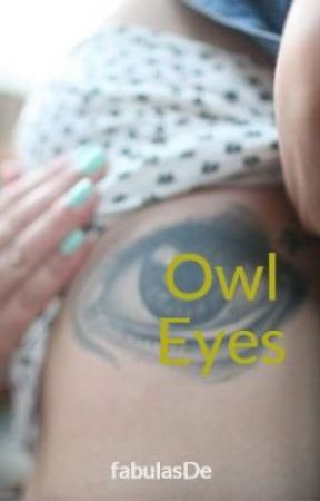 Owl Eyes (Freshman15s Contest) by fabulasDe