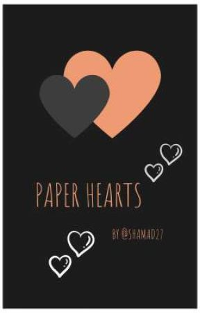 Paper Hearts  by shamad27