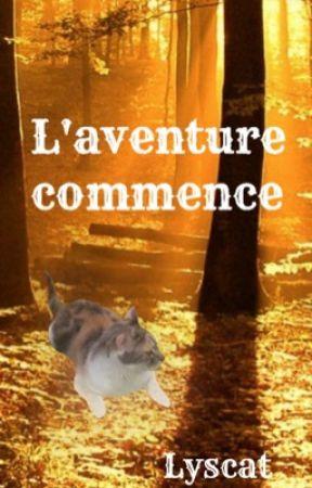 L'Aventure commence  by Hermione_et_Sangat
