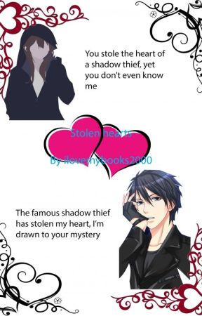 Stolen hearts (Riki x OC) (LLFTX) - The identity of the shadow thief