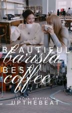 JENLISA | Beautiful Barista, Best Coffee by upthebeat