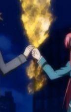 Ayano Fights Kazuma by 3Strawberries