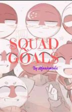 Countryhumans : Sqaud Goals by Afandomtale