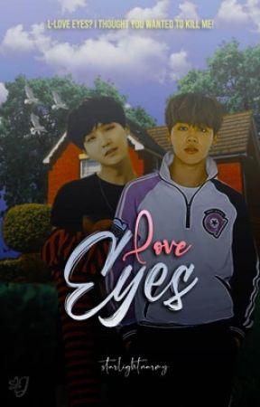LOVE EYES | YOONMIN FF by StarlightNArmy