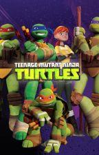 Ninja Turtles 2012 by Pikarose1994