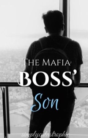 The Mafia Boss' son  by Maku-Tan