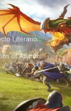 DRAGÓN OF ATLANTIS. by LalanneQ