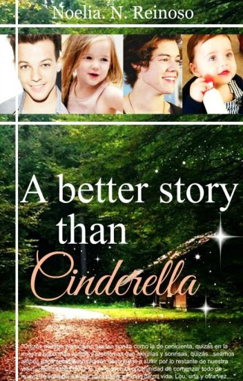 A better story than Cinderella. {Larry Stylinson}