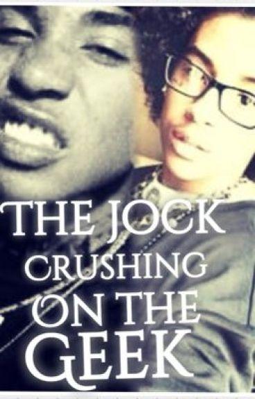 The Jock Crushing On The Geek (Royce)