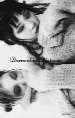 Damsel in Distress by fallenadmirer