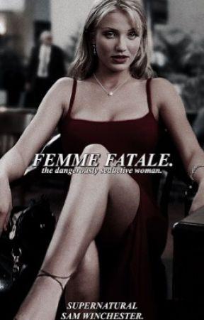 FEMME FATALE - SAM WINCHESTER. by cumzonyou