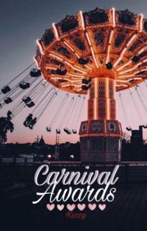 Carnival Awards [C L O S E D] by KizzyDoe