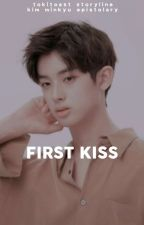 first kiss.+ kim minkyu! by seosshi