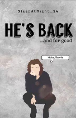 He's back  by SleepAtNight_94