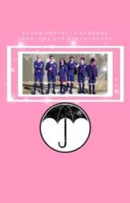 xoxo -  young umbrella academy imagines and preferences by p3n1sparker