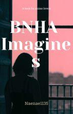BNHA Imagines Book 1 by Naenae1135