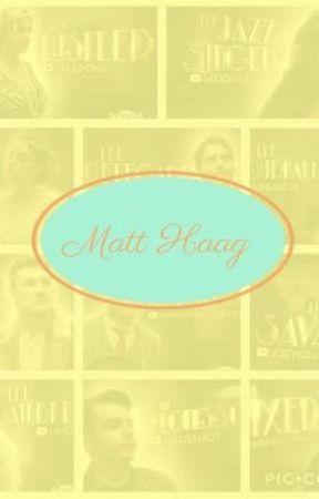 Escape the night with Matt Haag (Matt Haag x reader) slow updates, sorry by LilyMetcalf123