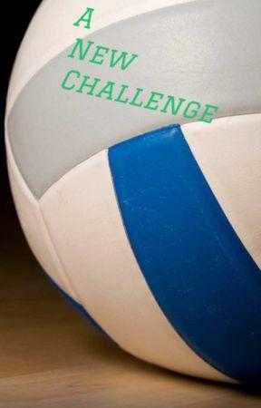 A New Challenge *Haikyuu* by Mkayswritings