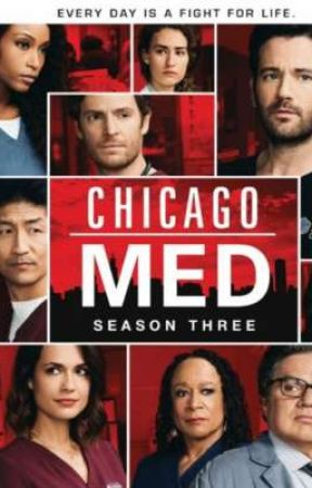 Chicago Med Imagines (requests Open)  by doggydarlingpuppy