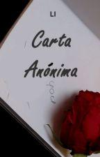 Carta Anónima by Leon_invertido
