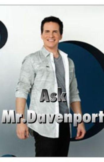 Ask Mr.Davenport