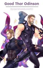 Good Thor Odinson [ Steve Rogers x Thor Odinson ] by SpidershieldluverXD