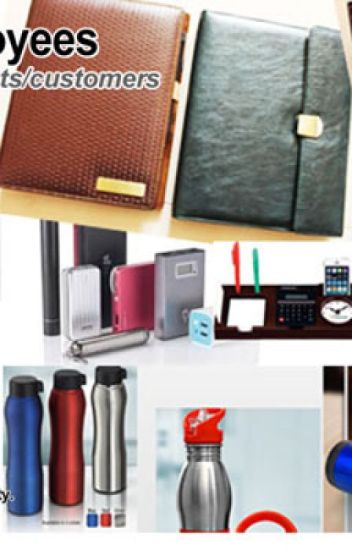 Corporate Gift Ideas for Employees - Brandazzlers Corporate Gifts