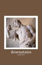 downstairs // george x alex by stephentries