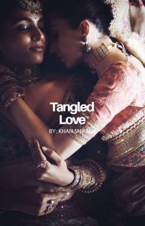 Tangled Love by _itz_shifana