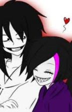 I am Jeff the Killer's Daughter by KristinaKramer
