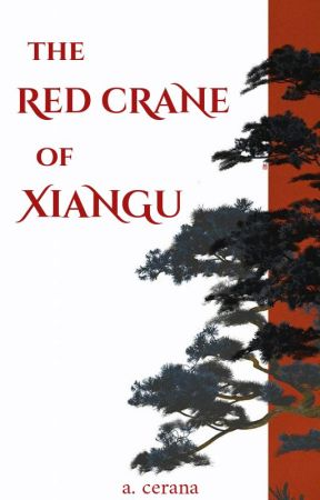 The Red Crane of Guilin by acerana