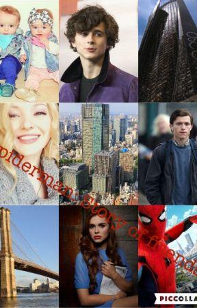 Spiderman: Story Of Friends by _Alice_Longbottom-
