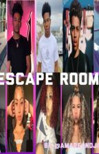 Escape Room by AMAREandJACOB