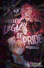 Legacy of Pride (Servamp Fanfiction) by ZathiaVira