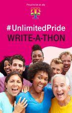 #UnlimitedPride Write-a-Thon by lgbtq