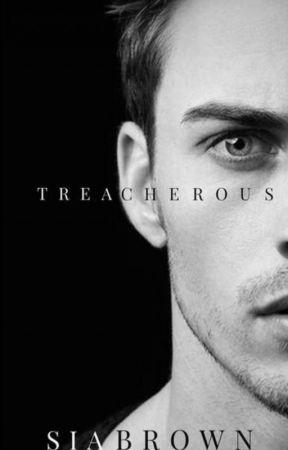 Treacherous by CosmicAlbatross