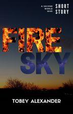 Fire Sky by TAFootprints