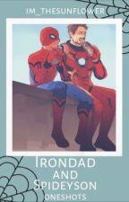 Irondad and Spideyson one-shots by im_thesunflower