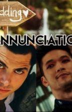 Annunciation  by Bossjr58