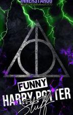 Goofy HP Stuff by innerstar06